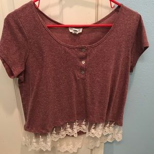 Tilly's short sleeve shirt